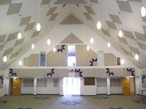 St Mary Acoustics